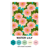 Spiral Mini Undated Vertical Weekly Planner