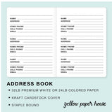 TRAVELERS NOTEBOOK INSERT - A5 SIZE - ASSORTED STYLES