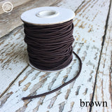 2mm ELASTIC for restringing Travelers Notebooks