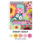 Spiral Undated Vertical Weekly Planner