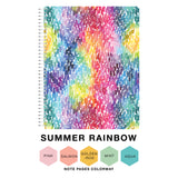 Spiral Mini 2020-2021 Dated Vertical Weekly Planner