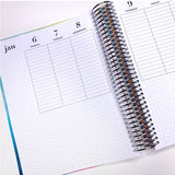Spiral 2020 Dated Vertical Weekly Planner