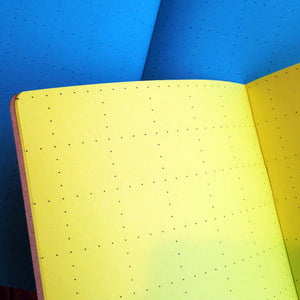 TRAVELERS NOTEBOOK INSERT - JUMBO DOT GRID