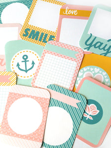 PRINTABLE DOWNLOAD - SWEET COLLECTION - JOURNAL CARDS