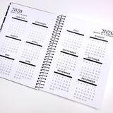 Spiral Mini 2020 Dated Monthly Planner