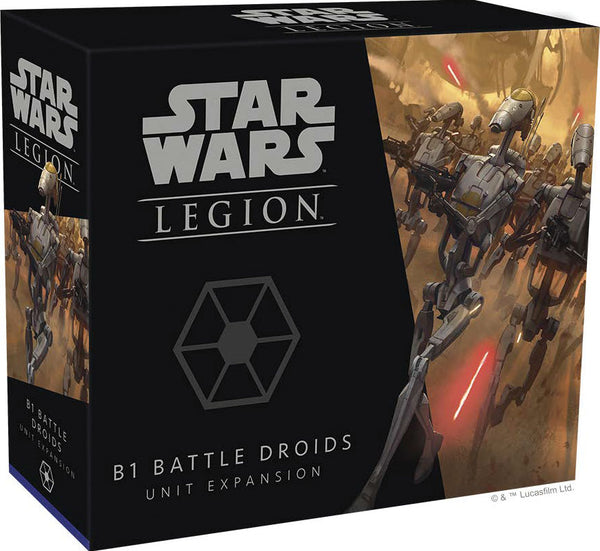 Battle Droids Unit Expansion