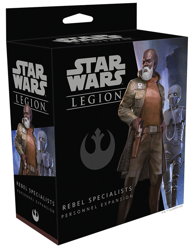 Rebel Specialists Personnel Expansion