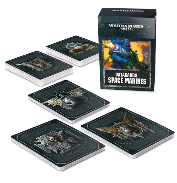 Datacards Space Marines