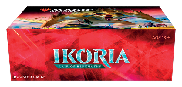 Ikoria: Lair Of Behemoths Booster Box - Pre-Release