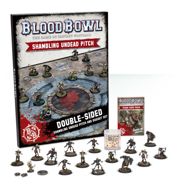 Blood Bowl Champions of Death Home-field Advantage