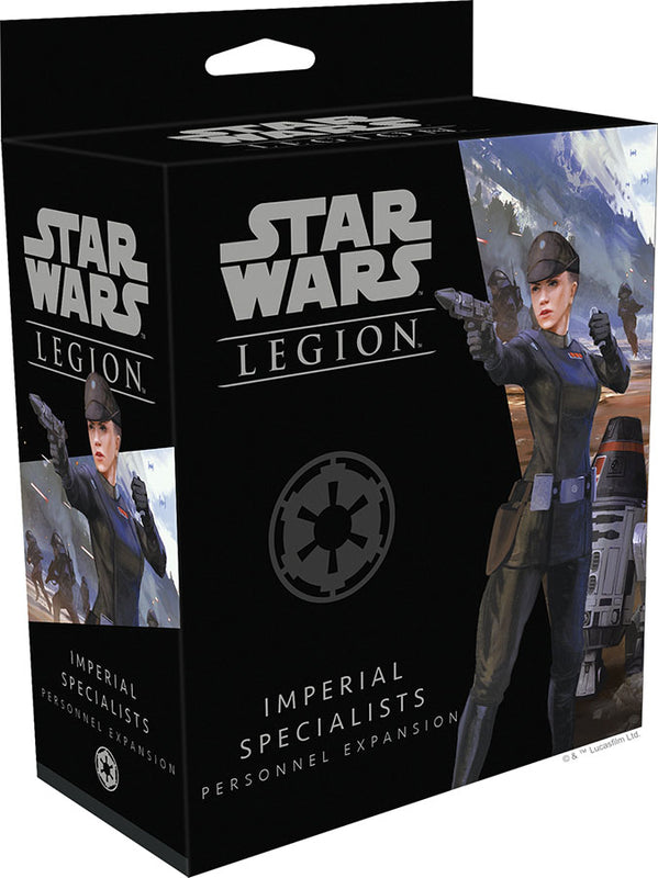 Imperial Specialists Personnel Expansion