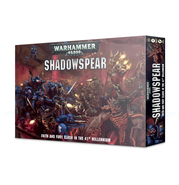 Warhammer 40000: Shadowspear