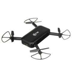 C-me Cme WiFi FPV Selfie Drone With 8MP 1080P HD Camera GPS Altitude Hold Mode Foldable RC Quadcopter