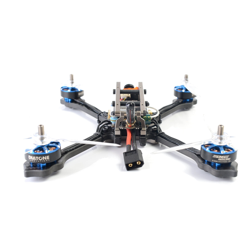 Diatone 2018 GT M530 Stretch X 230mm RC Drone FPV Racing F3 OSD TBS 800mW Runcam Micro Swift PNP