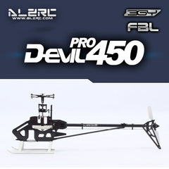 ALZRC Devil 450 Pro FBL Kit Empty Helicopter DIY Part