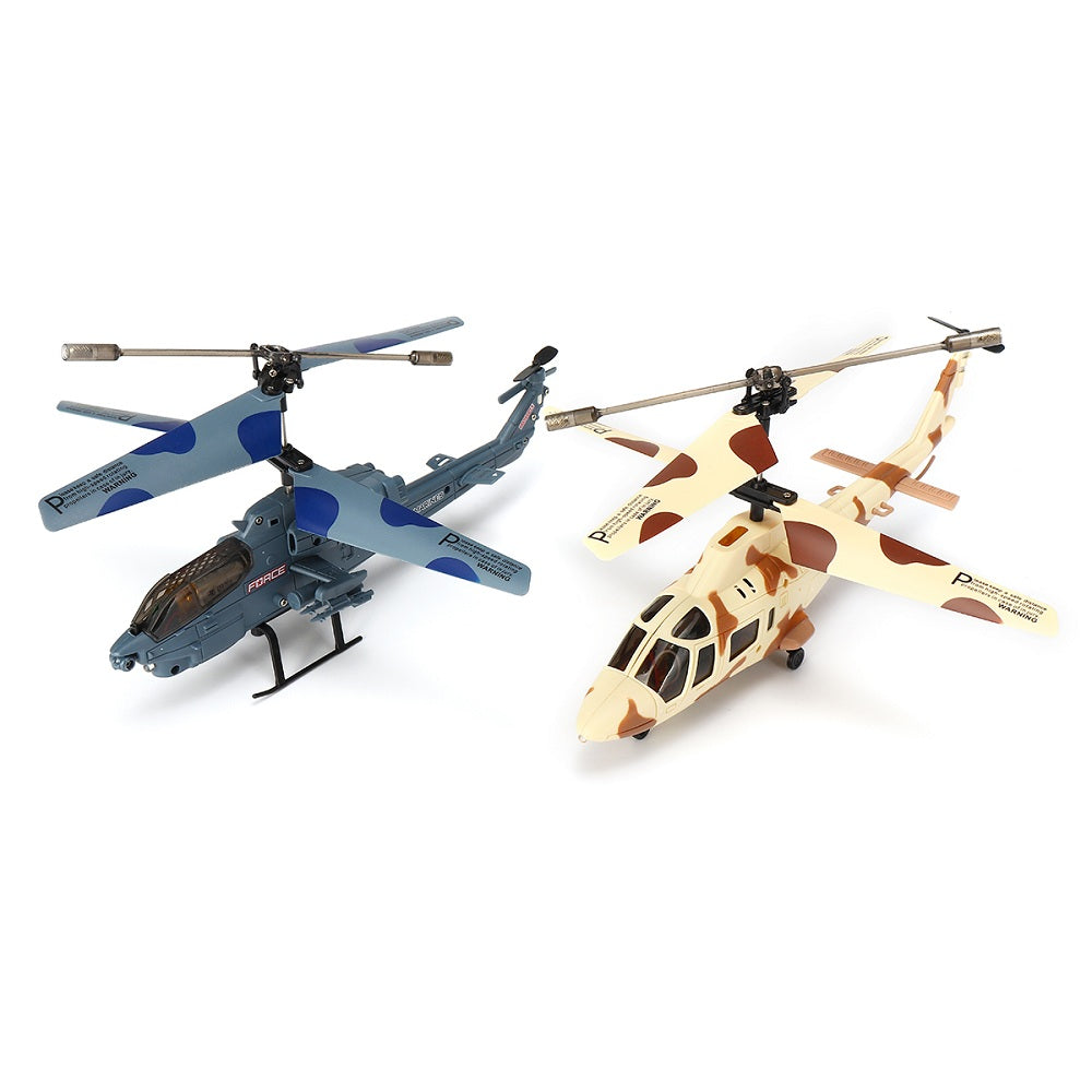 3.5CH Mini RC Helicopter Radio Remote Control Aircraft With Gyro for Kid Toys