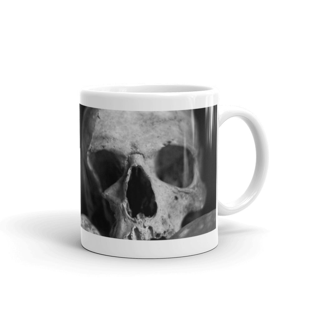 mug - you live for the pain