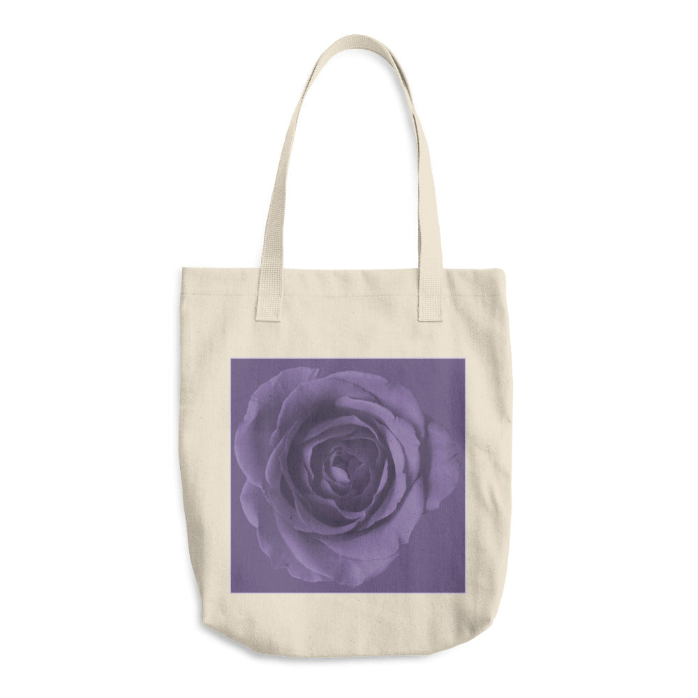 cotton tote bag - I died a hundred times