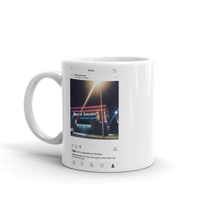 mug - where does the love go