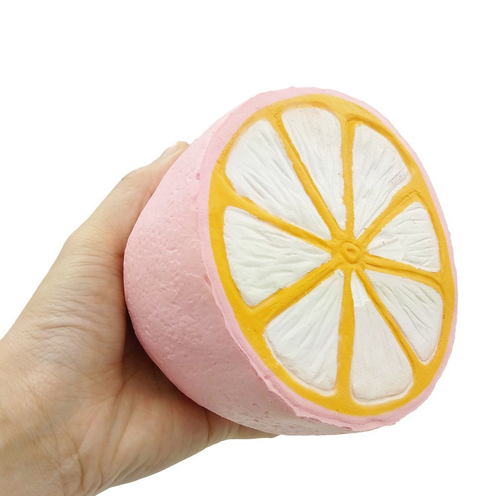 Scented Squishy Toy Lemon-cCake-Thing