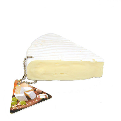 Authentic Fake Brie Squishy Cheese