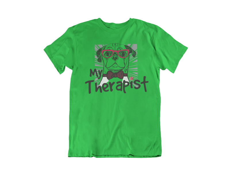 Ladies' My Therapist T-Shirt