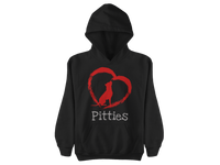Unisex Love My Pit Bull Hoodie - K9 & Company