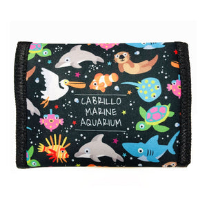 Cabrillo Marine Aquarium Wallet