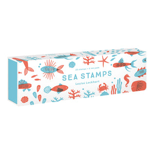 Sea Stamps by Louise Lockhart