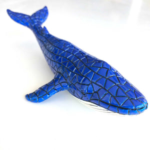 Blue Whale by Barcino