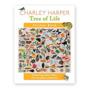 Tree of Life Sticker Book