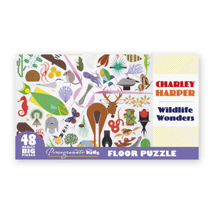 Wildlife Wonders Floor Puzzle