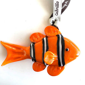 Clown Fish with Cabrillo Ribbon