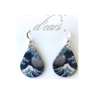 The Great Wave Earrings