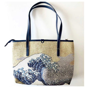 Giant Wave Perfect Tote