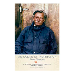 An Ocean of Inspiration: The John Olguin Story book