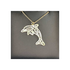ISARA Dolphin Necklace