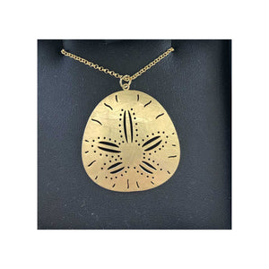 ISARA Sand Dollar necklace
