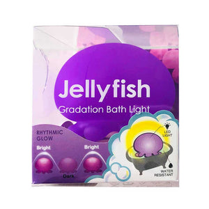 Jellyfish Gradation Bath Light