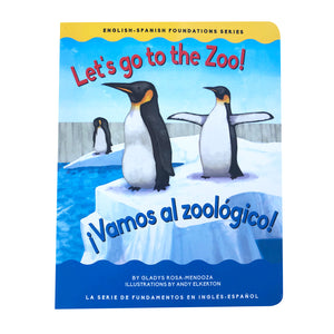 Let's go to the Zoo! Vamos al zoologico!