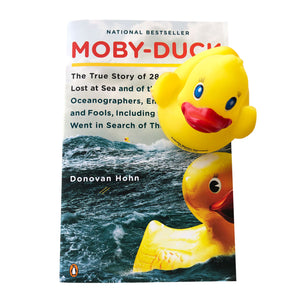 Moby-Duck Book & Rubber Duck Combo