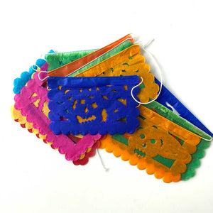 Mini Papel Picado Ornament