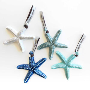 Porcelain Sea Star Keepsake