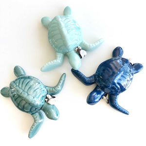 Porcelain Sea Turtle Keepsake