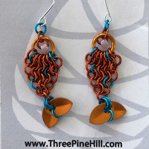 Garibaldi Earrings