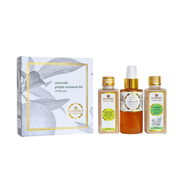 Ayurvedic Pimple Treatment Kit