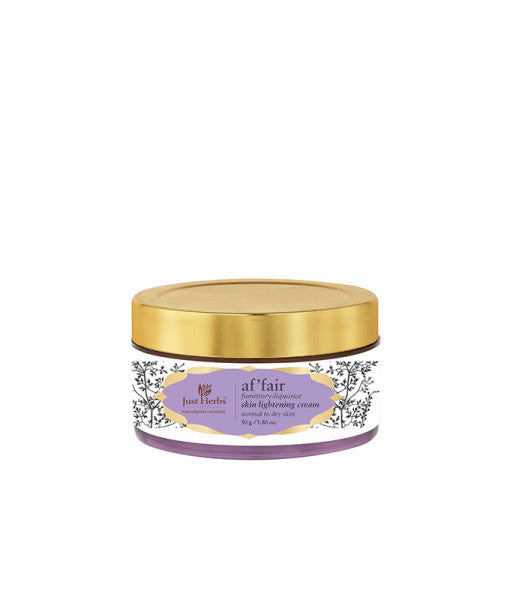 Af'fair Fumittory - Liquorice Skin Lightening Night Cream