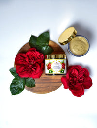 Petal Soft Anti-tan Rose Face Pack