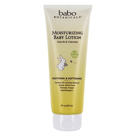 Moisturizing Baby Lotion With Oatmilk Calendula