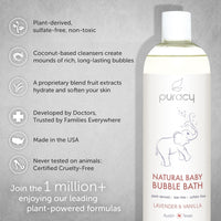 Natural Baby Bubble Bath